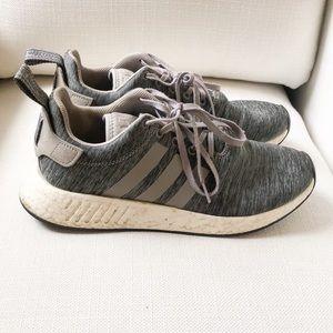 Men's Grey Adidas Ultra Boost Sneakers